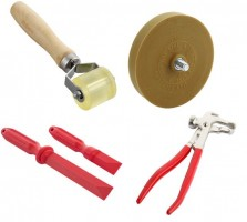 Įrankiai svareliams