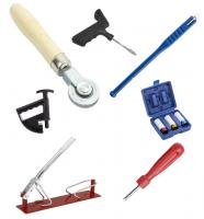 Ratų remonto įrankiai
