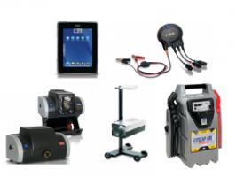 Automobilių įkroviklia žibintų testeriai diagnostiniai prietaisai
