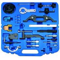 Variklių aptarnavimo įrankiai ir  įrankių rinkiniai